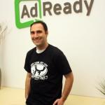AdReady CEO Honey Badger TINYpulse shirt