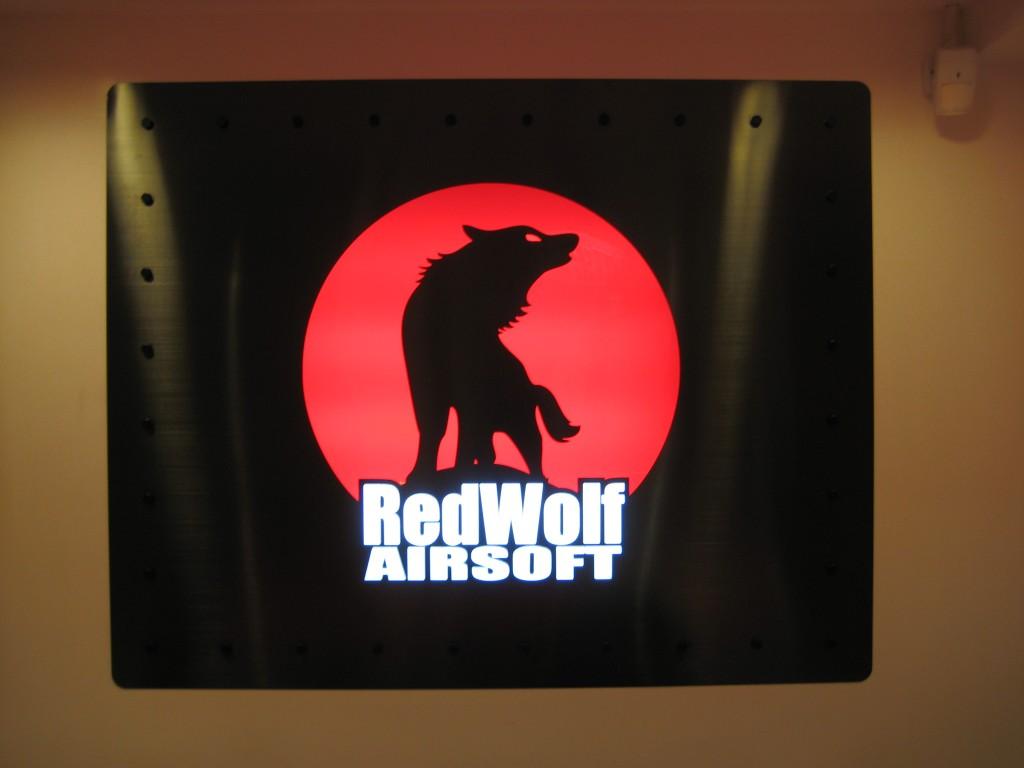 RedWolf Airsoft Logo