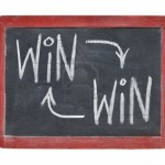 10982792-win-win-strategy-concept--white-chalk-writing-on-a-small-slate-blackboard-isolated-on-white