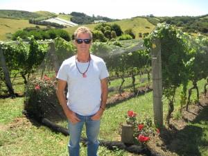 Steve White Stonyridge Vineyard