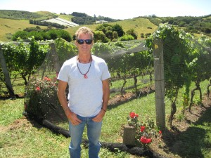 Steve White Stonyridge Vineyard