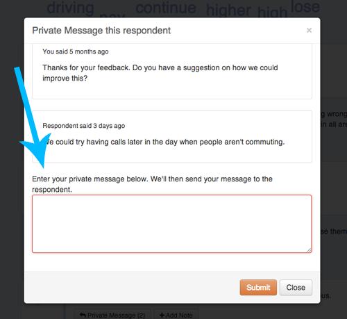 Notifications Response
