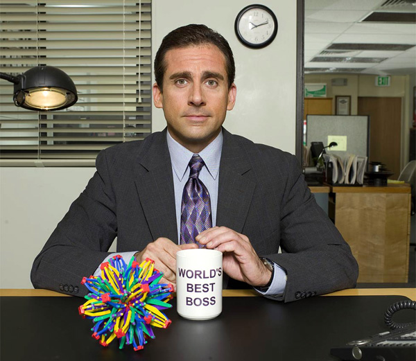 Michael Scott Demonstrates Qualities Of A Leader