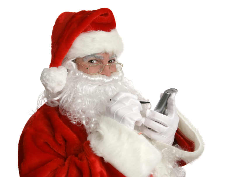 Qualities Of A Leader According To Santa Claus