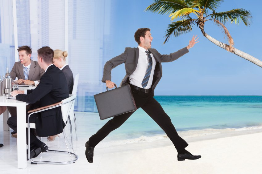 Improve Employee Engagement By Getting Them Away From Work