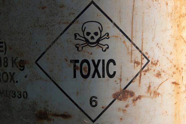toxic organizational culture