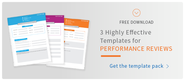 samples of performance review