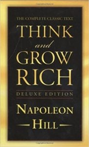 1. Napolen Hill - Think And Grow Rich