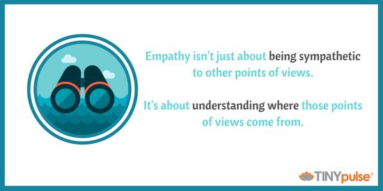 Empathy by TINYpulse
