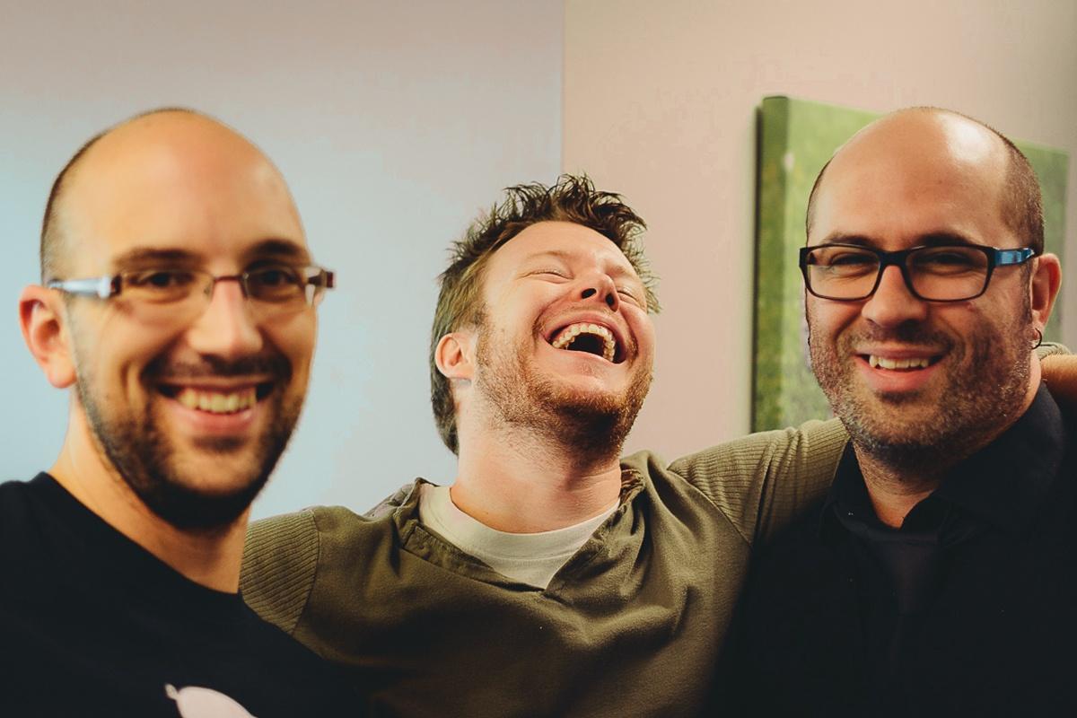 Smiling DevFacto Employees