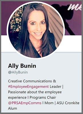 Image of Ally Bunin