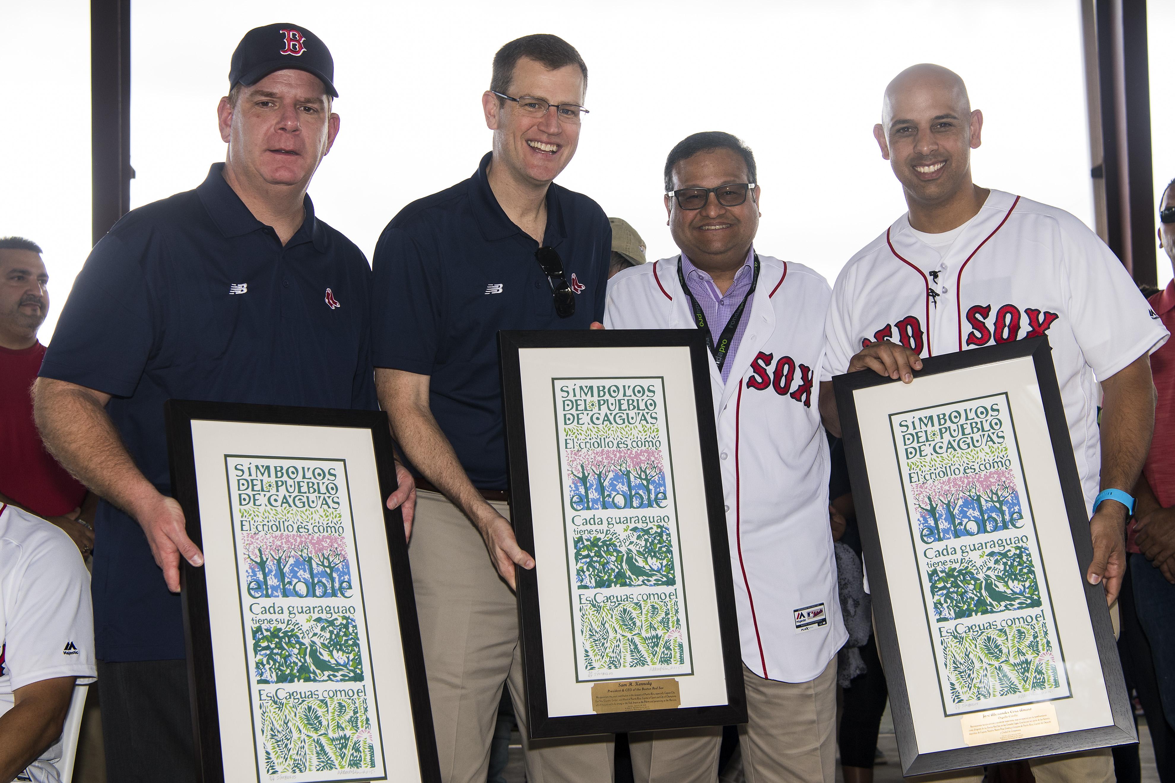 Boston Red Sox Happiest Company