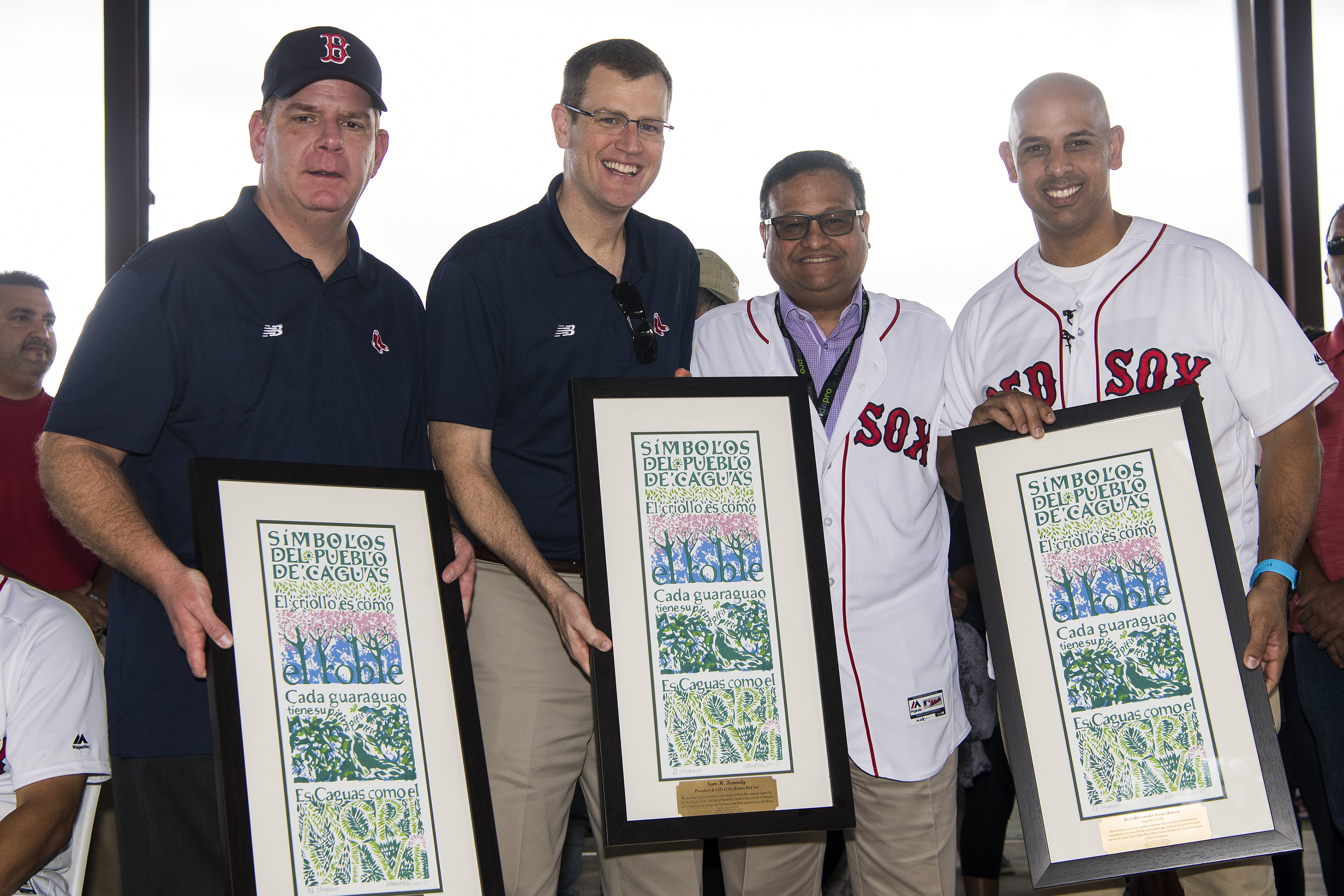 Boston Red Sox Happiest Company