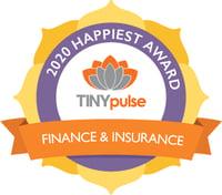 Happiest - Finance & Insurance