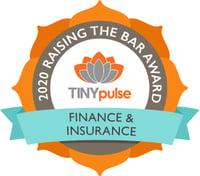 Raising the Bar - Finance & Insurance