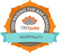 Raising the Bar - Hospitality