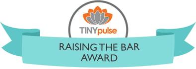 Raising the Bar Award