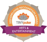 Recognition - Arts & Entertainment