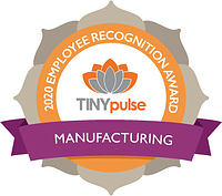 Recognition - Manufacturing