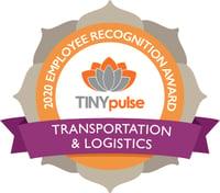 Recognition - Transportation & Logistics