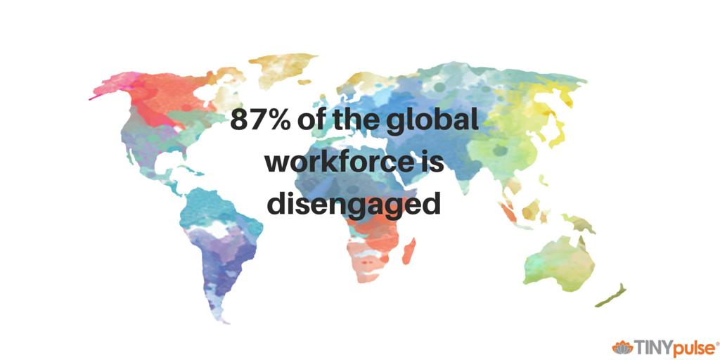 Disengaged employees