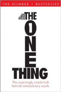 9. The One Thing - Gary Keller