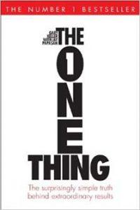 9. The One Thing - Gary Keller