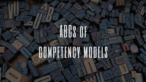 ABCs of competency models