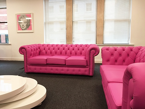 Best Companies to Work For: Big Pink - Provided by TINYpulse