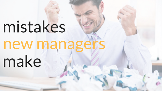 mistakes managers make in workplace And if any mistakes happen very recently managers tend to evaluate employees based on that and fail to consider the work done by employees during the rest of the year keep records, create notes and make sure your evaluation is based on the entire evaluation period.