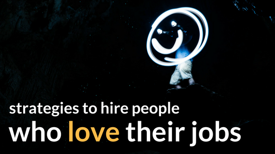 that love their jobs