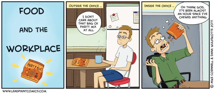 Comics About the Workplace That Are All Too Real - by TINYpulse