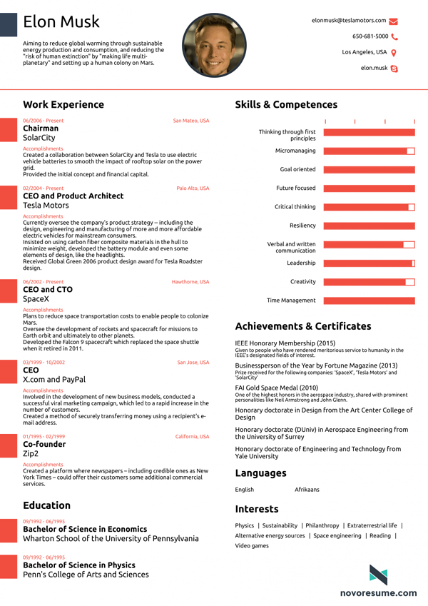 The 3 Important Basics to Watch Out for in Every Resumé by TINYpulse