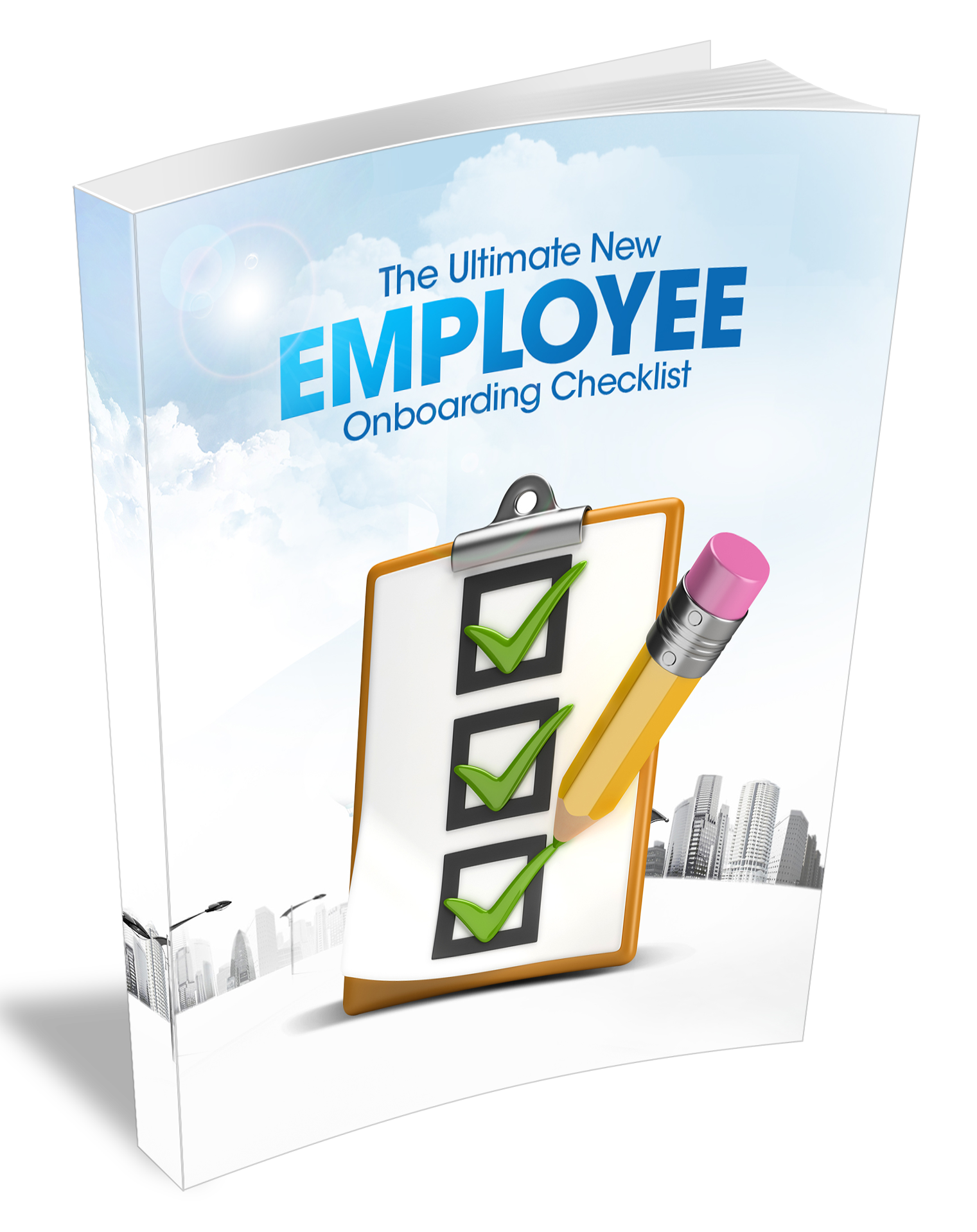 The Ultimate New Employee Onboarding Checklist by TINYpulse