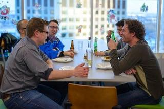 Engagement and Socialization at DevFacto