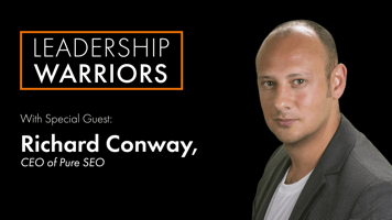 richard conway leadership