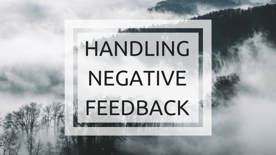 handling negative employee feedback