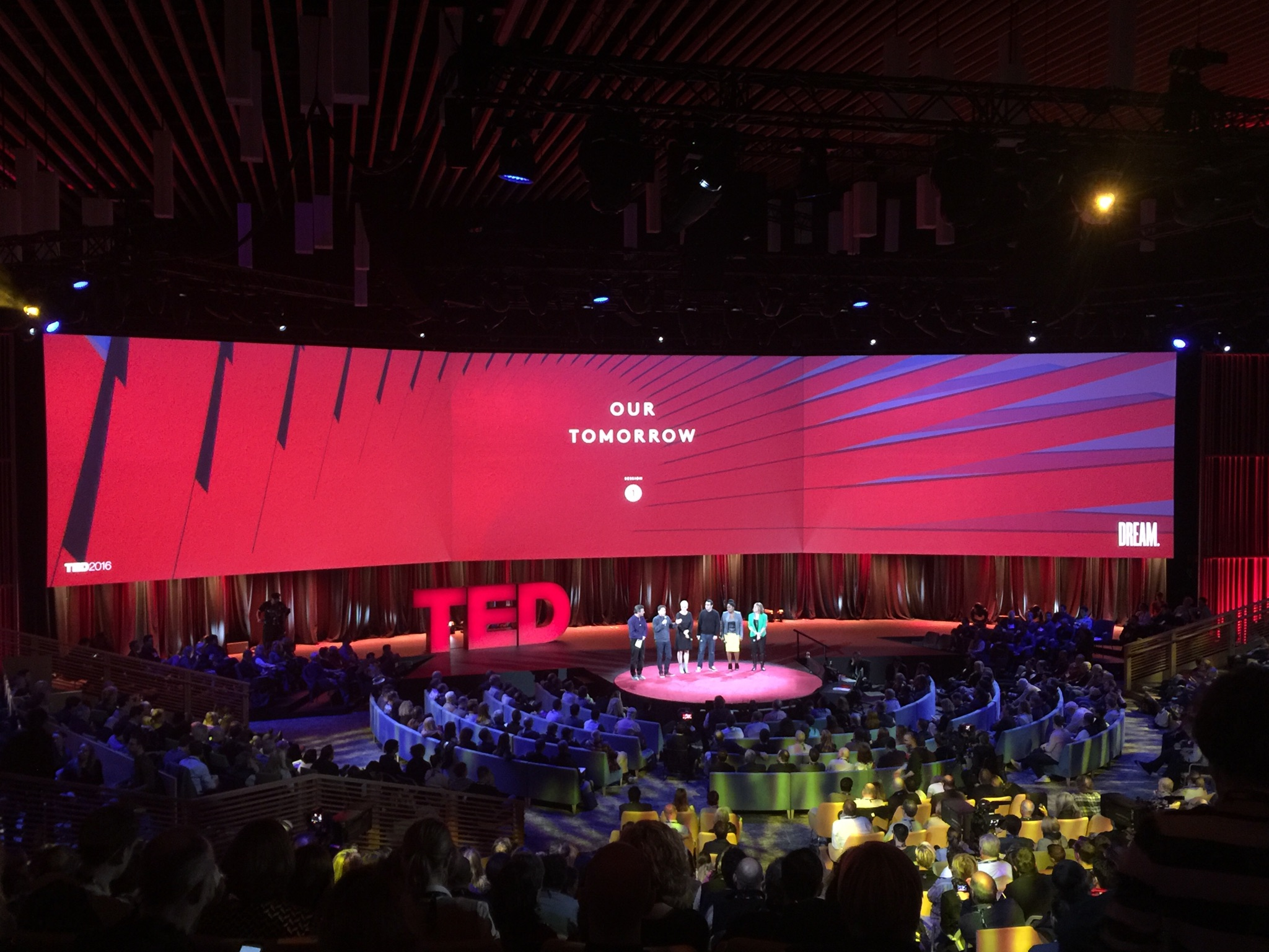 TED 2016 Dream: Leadership Insights From Day 1 - by TINYpulse