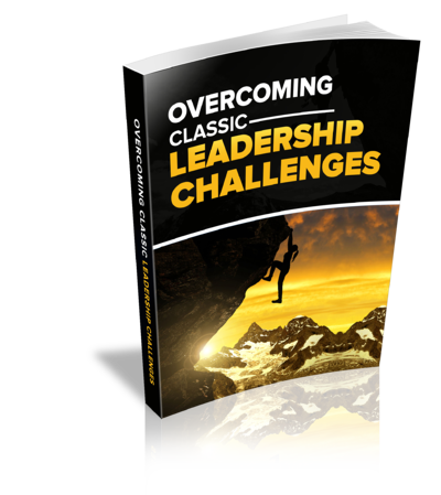 Overcoming Classic Leadership Challenges by TINYpulse
