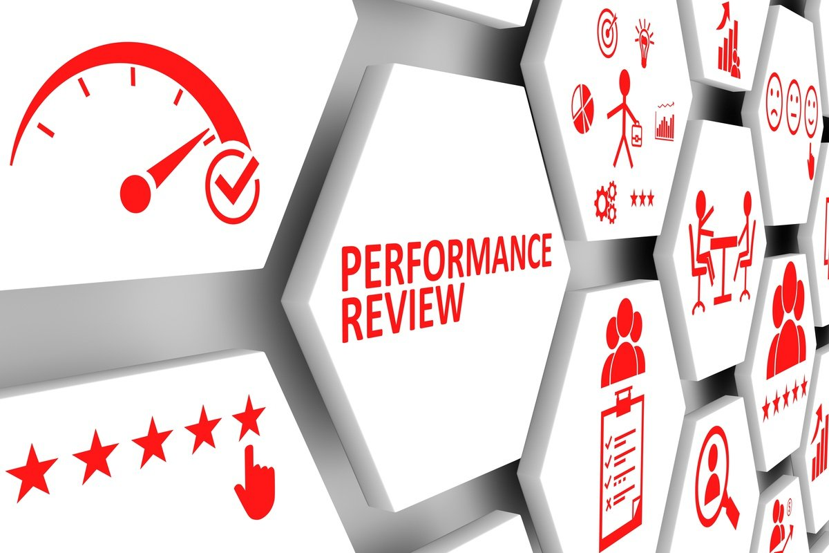 Performance review 3