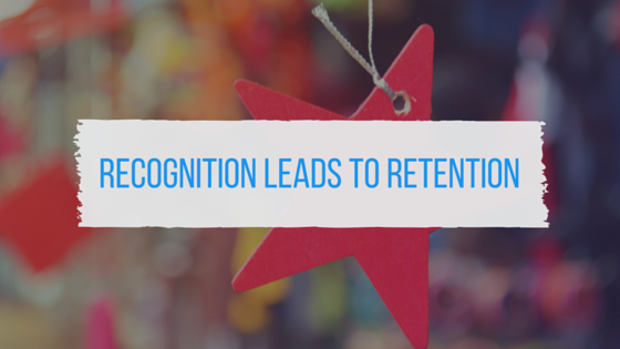 Employee recognition and retention