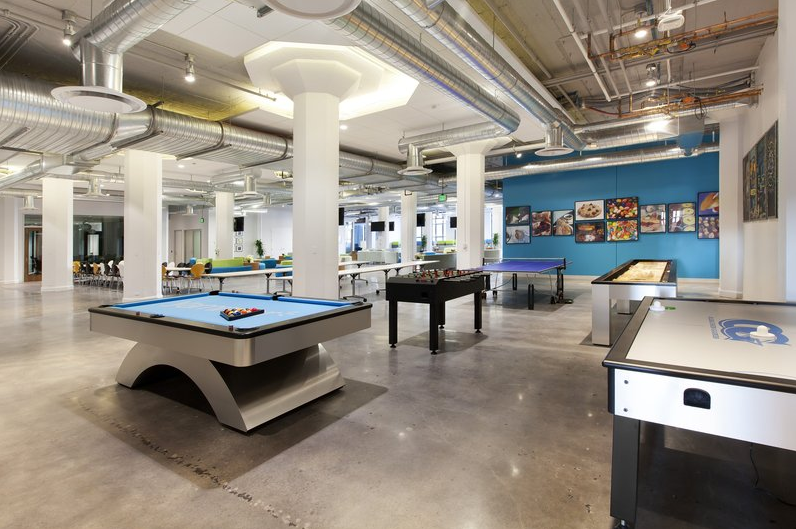 Yammer Office Space