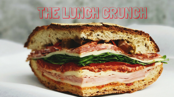 the lunch crunch