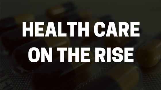 rise in health care