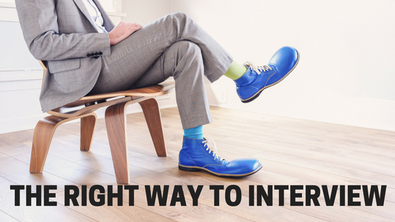 The right way to interview