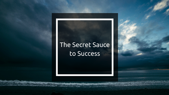 The secret sauce to a successful company