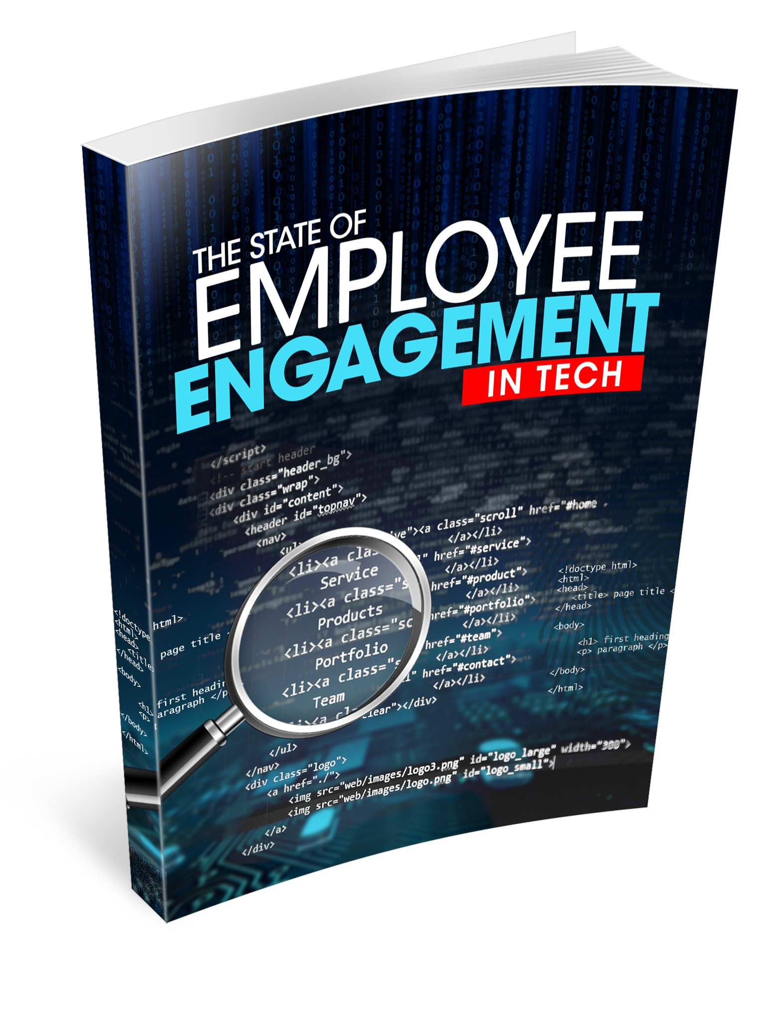 The State of Employee Engagement in Tech by TINYpulse