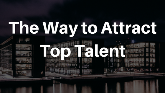 Attracting top talent