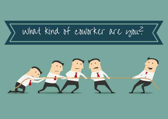 What Kind of Coworker Are You? [Quiz] by TINYpulse