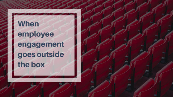 Unique employee engagement ideas